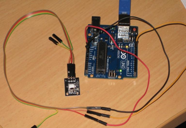 PNA 4602 infrarossi e Arduino